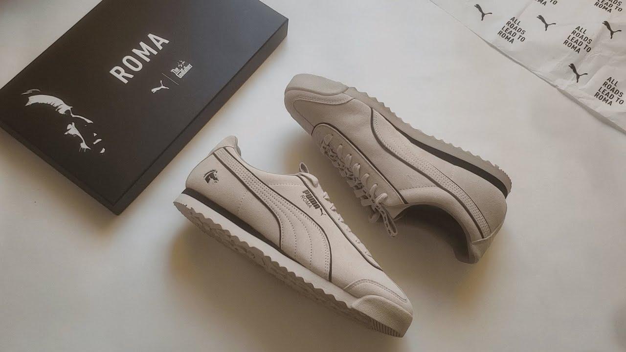 Puma x The Godfather Roma Woltz On-Feet