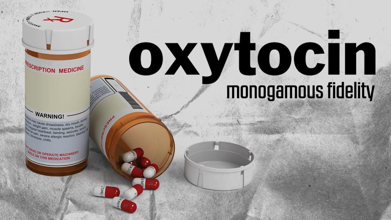 Oxytocin pills