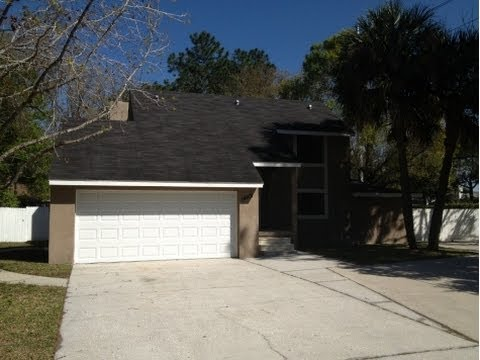 NW Tampa: 1820 sq. ft. 3/2 Home at 14901 Winterwind Drive