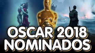 Oscar 2018: NOMINACIONES y los Razzie 2018