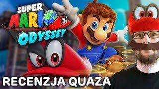 Super Mario Odyssey - recenzja quaza