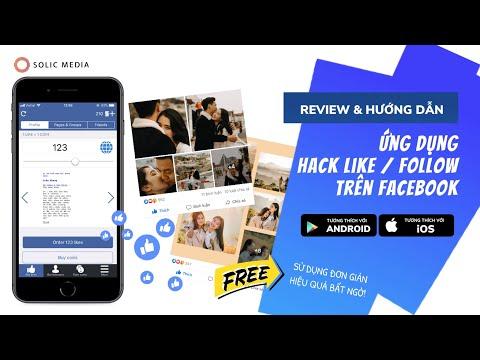 phần mềm hack like facebook cho android - [REVIEW + Hướng dẫn] Hack Like Follow Facebook trên điện thoại Android lẫn iOS iPhone mới nhất 2021