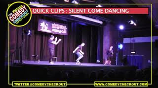 Discount Comedy Checkout - Quick Clips : Silent Come Dancing