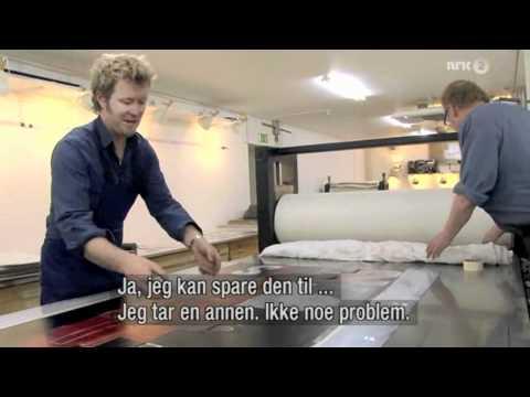 """Magne Furuholmen NRK-Documentation """"Nasjonalgalleriet"""" 7.11.2011 2/2"""