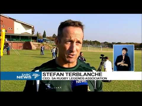 Players Fund, SA Rugby Legends train 50 players in Gauteng