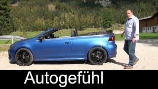 Volkswagen Golf R Cabriolet 2014 Videos