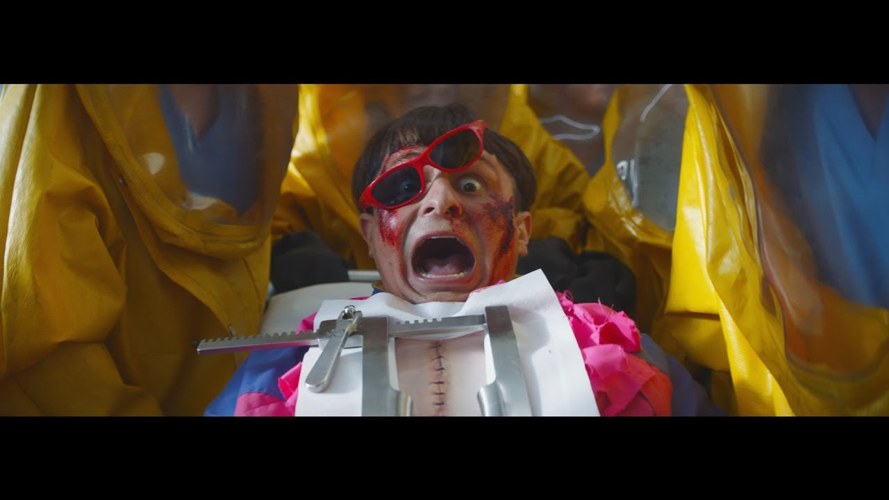 Oliver Tree - Miracle Man [Official Music Video]
