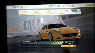 Real racing 3 взлом на Android