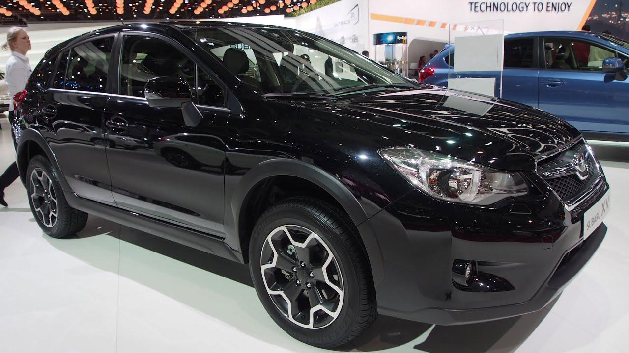 2015 Subaru Xv 20 Swiss Three Exterior And Interior Walkaround Toyota Land Cruiser 300 Youtube