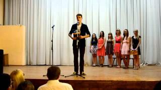 XV - Выборы - Илья Земчёнок (Поставы)