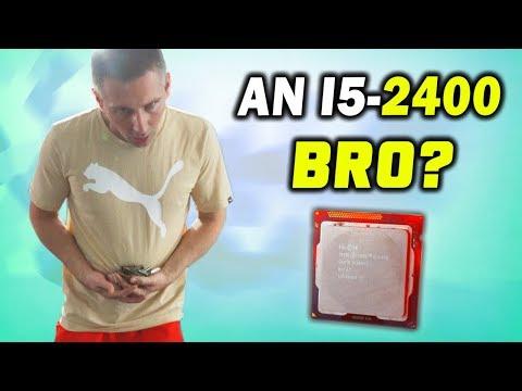 DOES IT HAVE An I5 In It BRO? (The Core I5 2400 And I5 3470 In 2020)