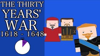 Ten Minute History - The Thirty Years' War (Short Documentary)