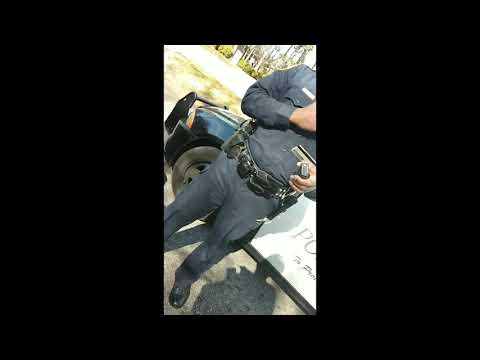 Dothan Alabama Police department makes a warrantless arrest in retaliation for my filming them.