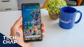 Android 9.0 Pie - BEST New Features! | The Tech Chap