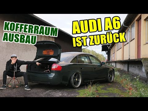 LB GARAGE   MEIN AUDI A6 IST ZURÜCK!