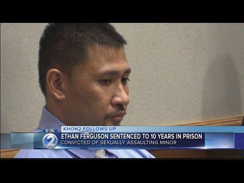 Former enforcement officer sentenced for sexual assault of minor