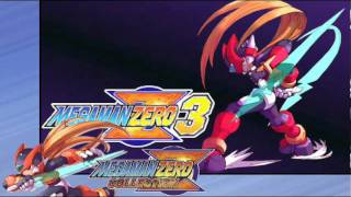 Mega Man Zero Collection OST - T3-24: Neo Arcadia III (Area X-2 - Copy X Mark II
