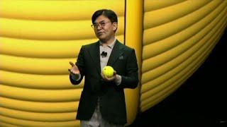 "Samsung presenta ""Ballie"", l'assistente domestico robot"