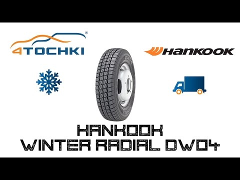 Winter Radial DW04