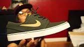 new styles ff46f b4991 Nike SB Zoom Stefan Janoski Elite - Unboxing and On feet - YouTube