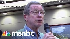 Texas Martial Law, 'The Stupidest Conspiracy Theory' | msnbc
