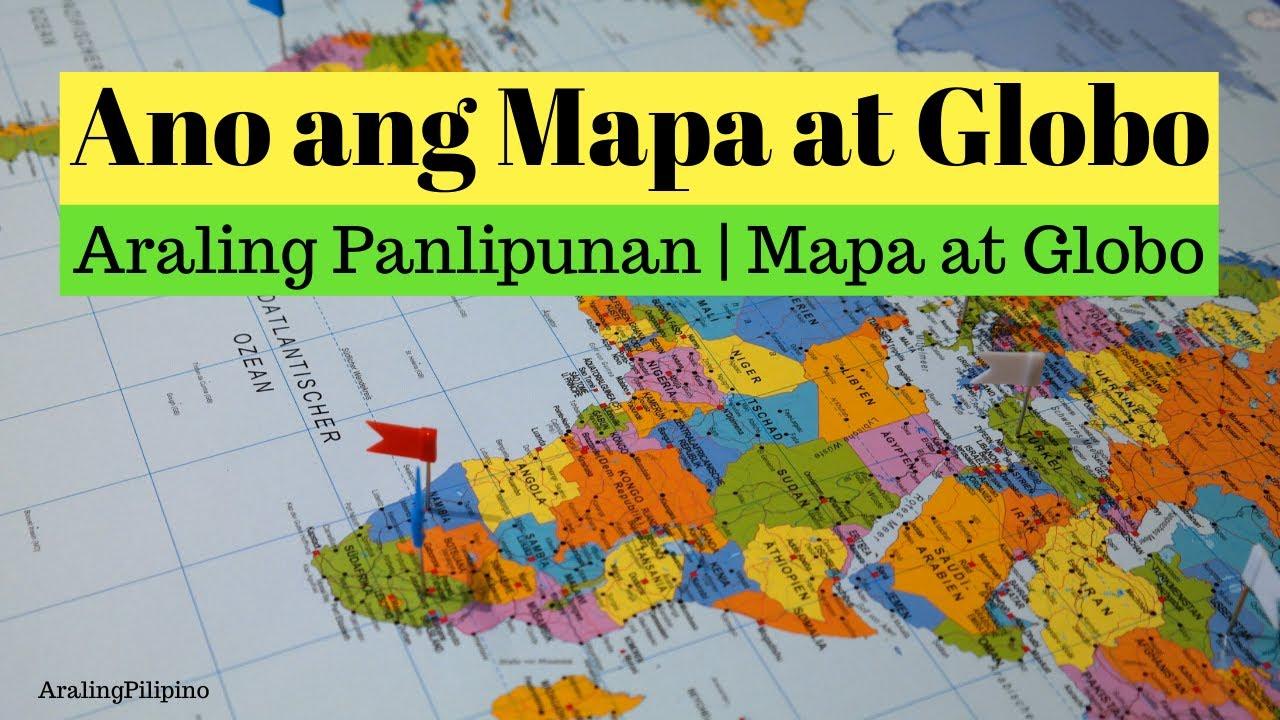 hight resolution of Ano ang Mapa