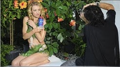 "Chuck's Yvonne Strahovski Naked For a Sobe ""Skinsuit"" Shoot"