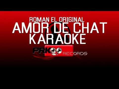 El original | Amor de chat karaoke original