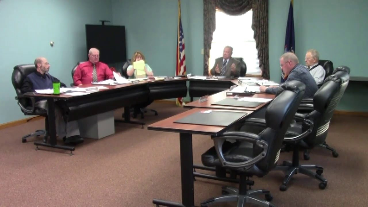 Champlain Town Board Meeting  5-10-16