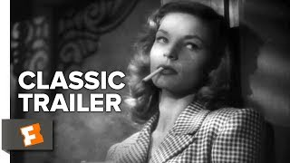 To Have and Have Not Official Trailer #1 - Humphrey Bogart Movie (1944) HD