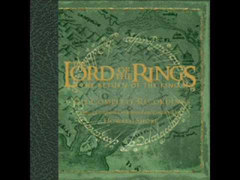 The Lord of the Rings: The Return of the King Soundtrack - 15. The Black Gate Opens