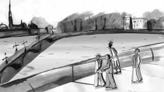 """""""За окно. Рассказы из жизни Хармса"""" - трейлер анимационного фильма"""