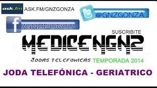 Broma Telefonica #23 (gnz) - Geriatrico