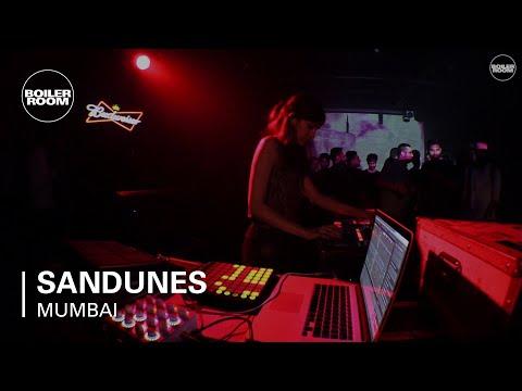 Sandunes Boiler Room x Budweiser Mumbai DJ Set