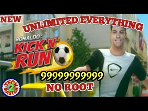■ How To Download ■ Cristiano Ronaldo Kick'n'Run 1.0.21 Apk Mod For Android