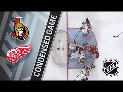 03/31/18 Condensed Game: Senators @ Red Wings