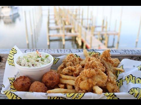 Orange Beach Seafood Restaurants