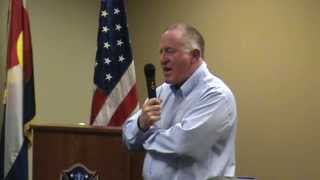 Arapahoe Tea Party Meeting 3/2/14 w/Tom Tancredo & Trevor Loudon