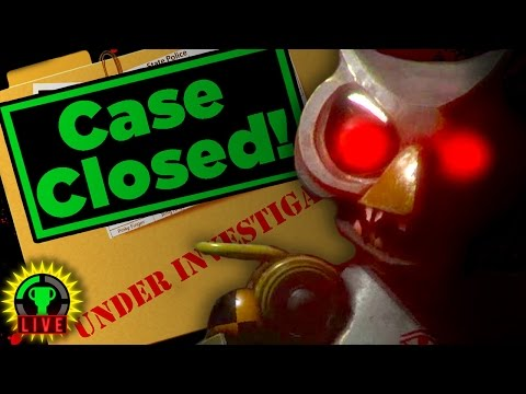 Working the GRAVEYARD Shift! - Case Animatronics (Part 2 of 2)