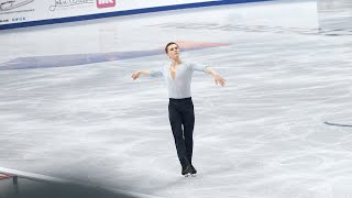 Mikhail Kolyada Russian Nationals 2021 FS Михаил Коляда ЧР 2021 ПП 25 12 2020