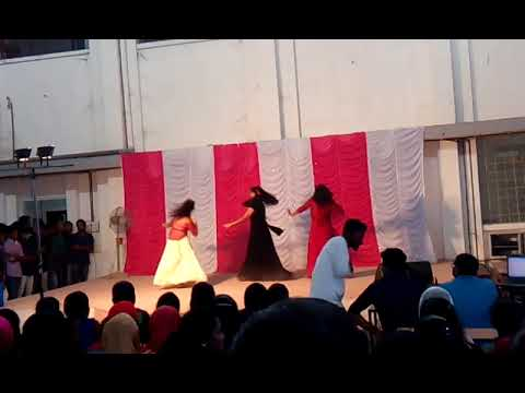 Cochin college dance 2016
