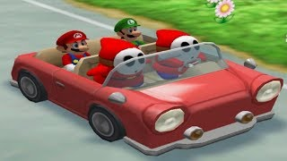 Mario Party 6 - All 2-vs-2 Minigames