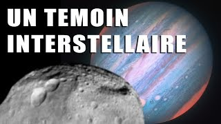 Un témoin interstellaire ? DNDE #58