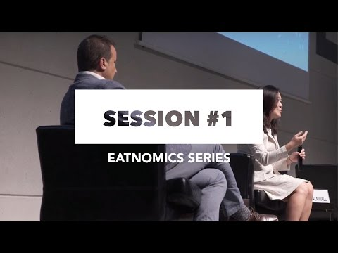 EATnomics Series #1: Present &Future of Food Disruption with Stanford University
