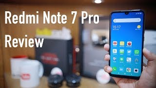 Redmi Note 7 Pro Review with Pros Cons