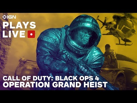 Call of Duty Blackout: Dropping Hot with OP Unit - IGN Plays Live thumbnail
