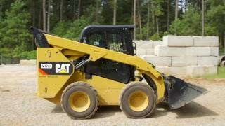 Work Tool Positioner (Cat® Skid Steer, Multi Terrain, Compact Track Loaders Operating Tip)
