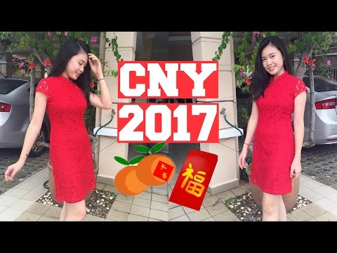 VLOG: FIRST DAY OF CNY IN KL l 年初一 🍊🎋😊