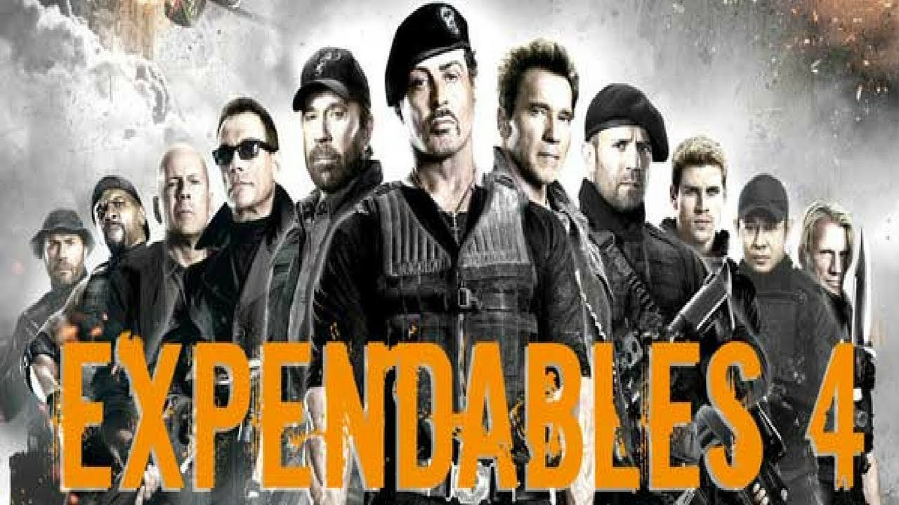 Expendables 4 Trailer German