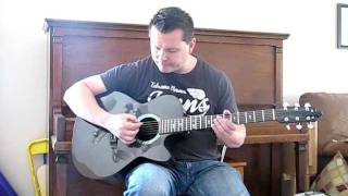 five finger death punch bad company acoustic cover